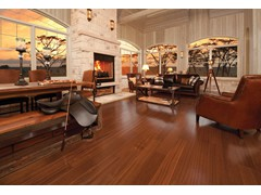 Mirage - Exotic Collection -  African Mahogany Brass